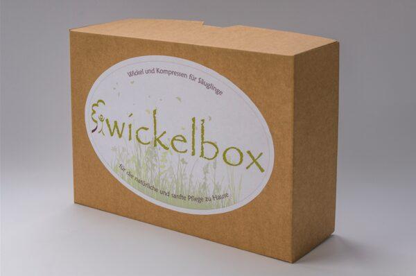 Wickelbox für Säuglinge