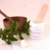Engelwurz-Crème mit Majoran